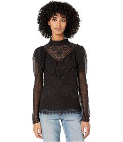 See by Chloe Floral Lace Top
