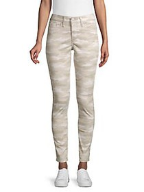 Levi's 311 Camouflage Skinny Jeans SOFT BEIGE