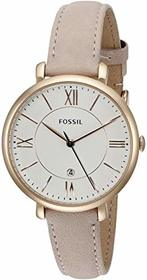 Fossil Fossil - Jacqueline Three-Hand Leather Watc