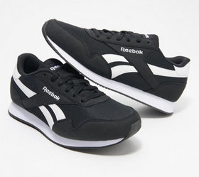 """""""As Is"""" Reebok Classic Lace-Up Sneakers- Jogger -"""