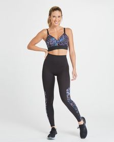 Spanx Booty Boost Active Colorblocked Leggings, Co