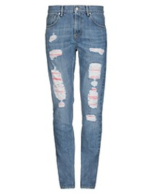 ALEXANDER MCQUEEN - Denim pants