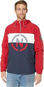 Nautica Nautica - Pullover Hoodie. Color Red. On s