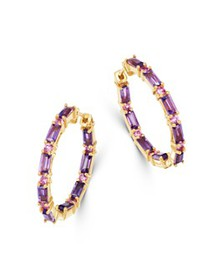 Bloomingdale's - Multicolor Sapphire Inside-Out Ho