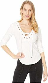Free People Free People - Ice Cold Top. Color Ivor