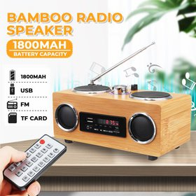 Rechargeable Electronic bluetooth MP3 FM Audio Sto
