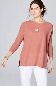 Pure Jill Relaxed Pullover