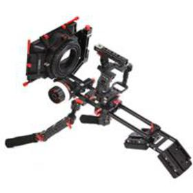 CAME-TV Sony A7S Rig with Hand Grip Mattebox Follo