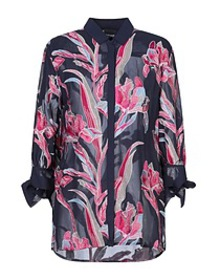 JUST CAVALLI - Floral shirts & blouses