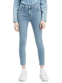 Levi's 720 Super Skinny Cropped Jeans INDIE