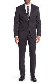 Dockers Micro Dot Two Button Notch Lapel Suit