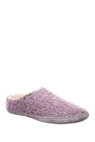 BEARPAW Blaire Genuine Shearling Lined Slipper