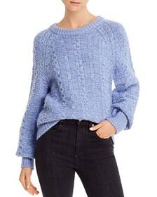Rebecca Taylor - Relaxed Cable Sweater