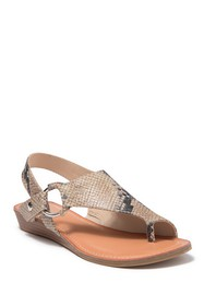 Carlos By Carlos Santana Trilogy Wedge Sandal