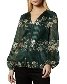 Ted Baker - Eveliin Printed Blouse