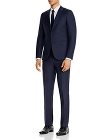 Paul Smith - Soho Plaid Extra Slim Fit Suit - 100%