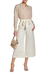 French Connection Belted Trousers