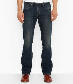 Levi's® 527 Slim-Fit Bootcut Rigid Jeans