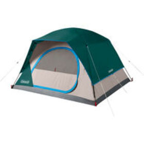 Coleman 4-Person Skydome Camping Tent $75.99$79.99