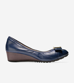 Cole Haan Emory Bow Wedge