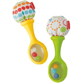TTUP Rattle and Rock Maracas Musical Toy, Fast shi
