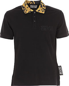 Versace Jeans Couture Polo Shirt for Men