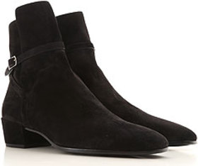 Saint Laurent Men's Boots