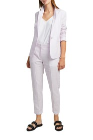 French Connection Dina Linen Tailored Trouser