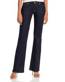7 For All Mankind - Low-Rise Original Bootcut Jean