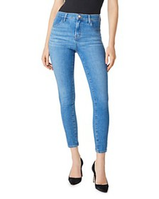 J Brand - Alana High-Rise Ankle Skinny Jeans in Ce