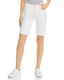 7 For All Mankind - Bermuda Shorts in White
