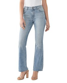 DL1961 - Bridget High-Rise Boot-Cut Jeans in Auror