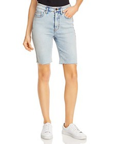 Current/Elliott - The Truby Cutoff Denim Shorts