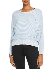 Line & Dot - Holly Batwing-Sleeve Sweater