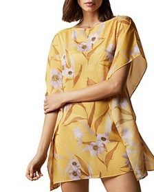 Ted Baker - Neimaa Cabana Print Square Cover-Up