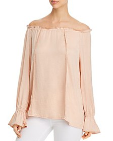 Single Thread - Off-the-Shoulder Blouse