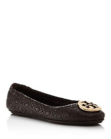 Tory Burch - Women's Minnie Quilted Leather Travel