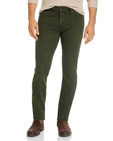 7 For All Mankind - Paxtyn Skinny Fit Jeans in Lig