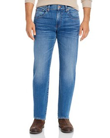 7 For All Mankind - Straight Fit Jeans in Alvarado