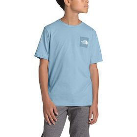 The North Face Red Box Short-Sleeve T-Shirt - Boys