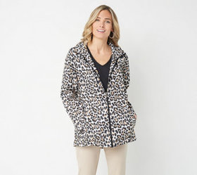"""""""As Is"""" Susan Graver Water Resistant Packable Anor"""