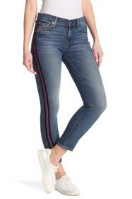 7 For All Mankind Roxanne Skinny Ankle Jeans