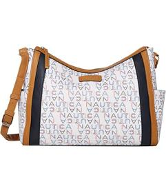 Nautica Side Swiped Hobo