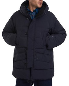 Barbour - Alpine Quilted Parka