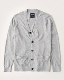 Easy Cardigan, GREY