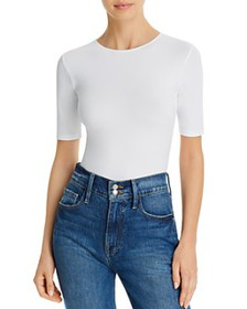 ALIX NYC - Arden Short Sleeve Bodysuit
