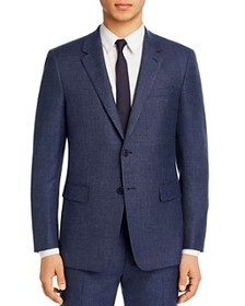 Theory - Chambers Melange Solid Slim Fit Suit Jack