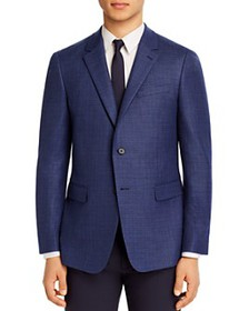 Theory - Gansevoort Textured Slim Fit Sport Coat