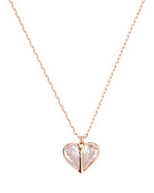 kate spade new york - Rock Solid Stone Heart Mini