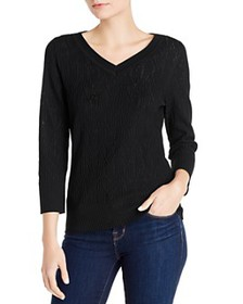 Elie Tahari - Rumi V-Neck Sweater